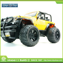 Hot selling big wheel remote control roadster rc cars 1/10 electrics with music