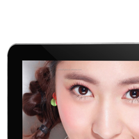 android 4.4 industrial tablet,indoor android touch panel with rj45,wall mount android tablet