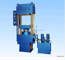 O-ring vulcanizing machine/rubber vulcanizing press/rubber hydraulic press