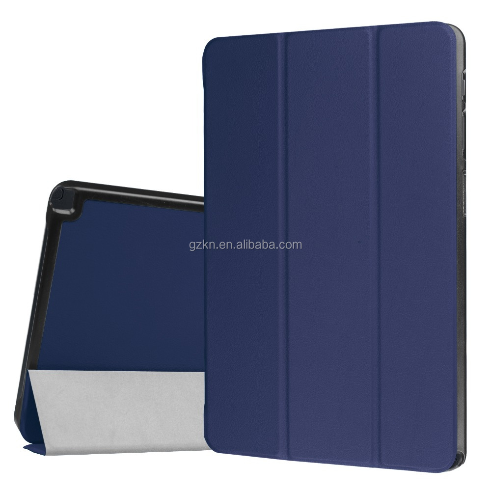 For Samsung Galaxy Tab A6 10.1 inch leather flip cover case with fold stand
