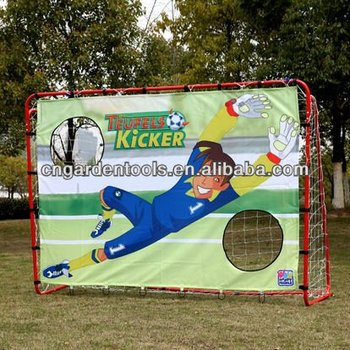 Recreational Soccer Goal with Shooting Target for 2014 World Cup