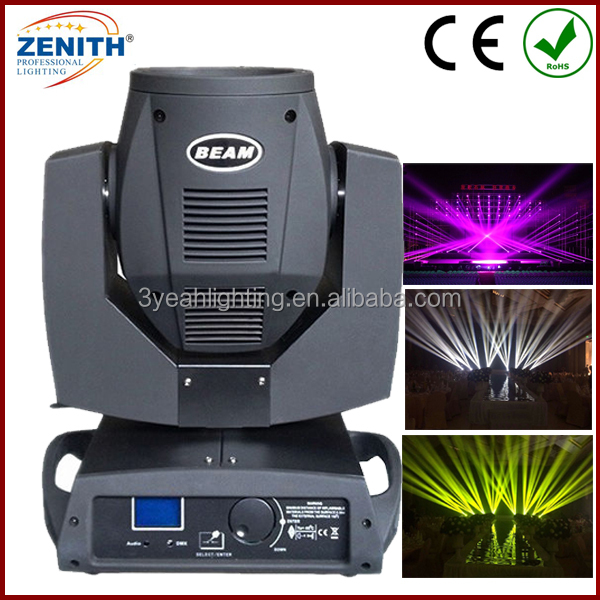 pro stage light the hot-selling 5r sharpy 200w beam moving head