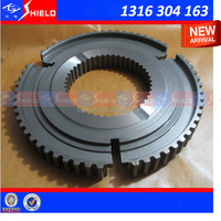 Auto Transmission Gearbox Parts, Synchronizer Hub 1316304163 for ZF 16S