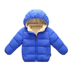 Baby Jackets Girls Boys Cotton Snowsuit Kids Windproof Winter Coats