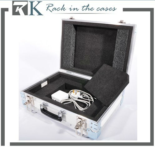 RK Aluminum laptop flight case