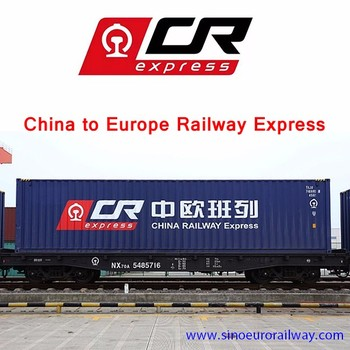 Best Train forwarder agent from China to Europe