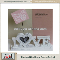 "Laser cut wholesale wood letters, antique ""HOME"" wood carving letters, wood table letters designer"