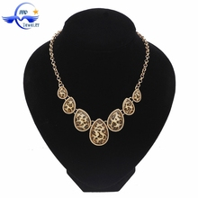 2015 Most Popular Jewelry Funky Design Choker Thin Chain Fashion Necklace