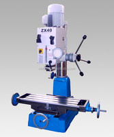 ZX40 Multi-use Micro Milling Machine, Cold Deckel Milling Machine