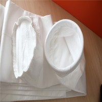 SFF Polyester Water And Oil Repellent Dust Collector Bags Filter