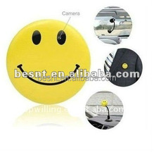 2012 HOT SALES BESNT Mini smile face DV sports car DVR video hidden camera BS-771