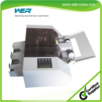 auto office paper name card cutter
