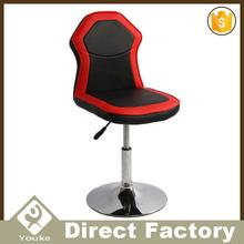 Prevalent custom promotional leather seat folding stool