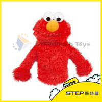 Red Bird Soft Plush Toy Hand Puppet Nice Gift for Child/Kids