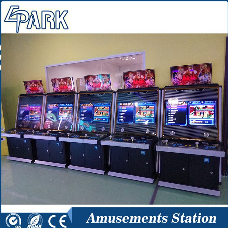 best selling frame machine Fighting factory price video game