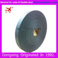 China Flex Duct PVC clear tape