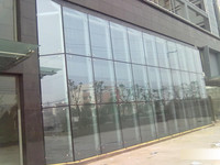 insulated glass room