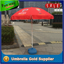 48inch Custom Logo Printed Promotional Beach Umbrella