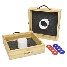 Washer Box Toss Game