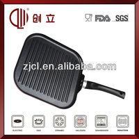 grill pan with removable handle