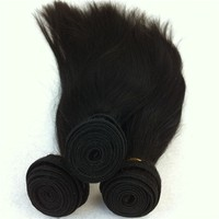 Wholesale cheap hair products 8 to 30 inch hair extensions doll hair material