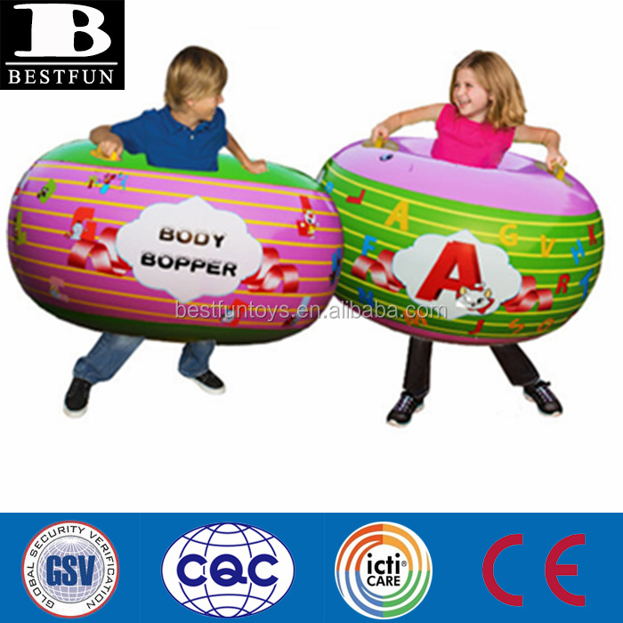 Kids Inflatable Body Boppers Toys