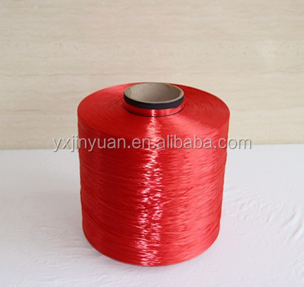 High Tenacity Low Elongation Polyester colour Yarn
