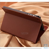 2014 wallet leather case for ipad mini 3rd generation