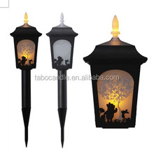 Sparkling Solar Cemetery Led Candles