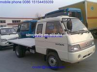petrol engine foton k light truck right hand drive mini truck