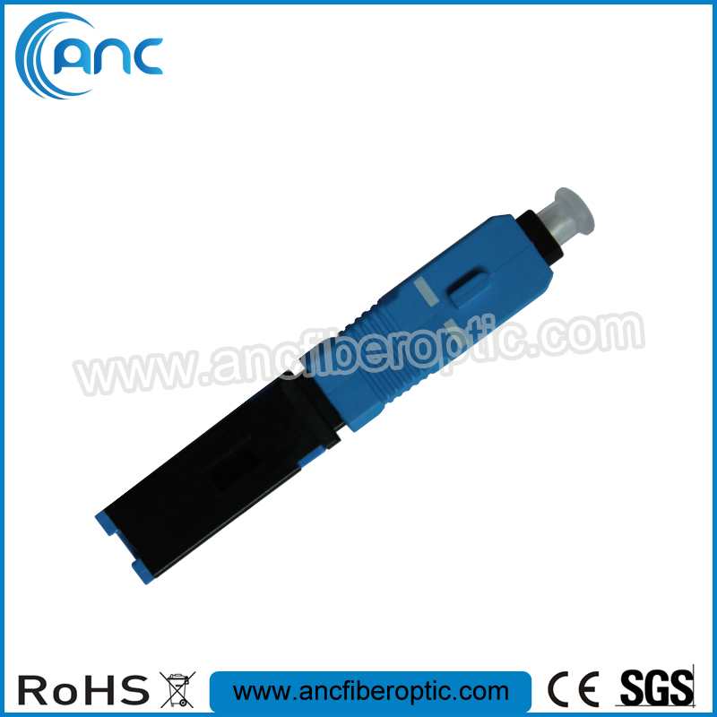 SC Fast Connector/SC Field Assembly Connector Square/SC Quick Connector Round