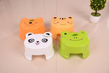 wholesale cheap small plastic stool kid camping outdoor plastic stool