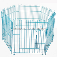 Good quality new style commercial foldable dog cage