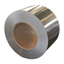 hot sale & high quality 304 grade 2B finish stainless steel strip coil