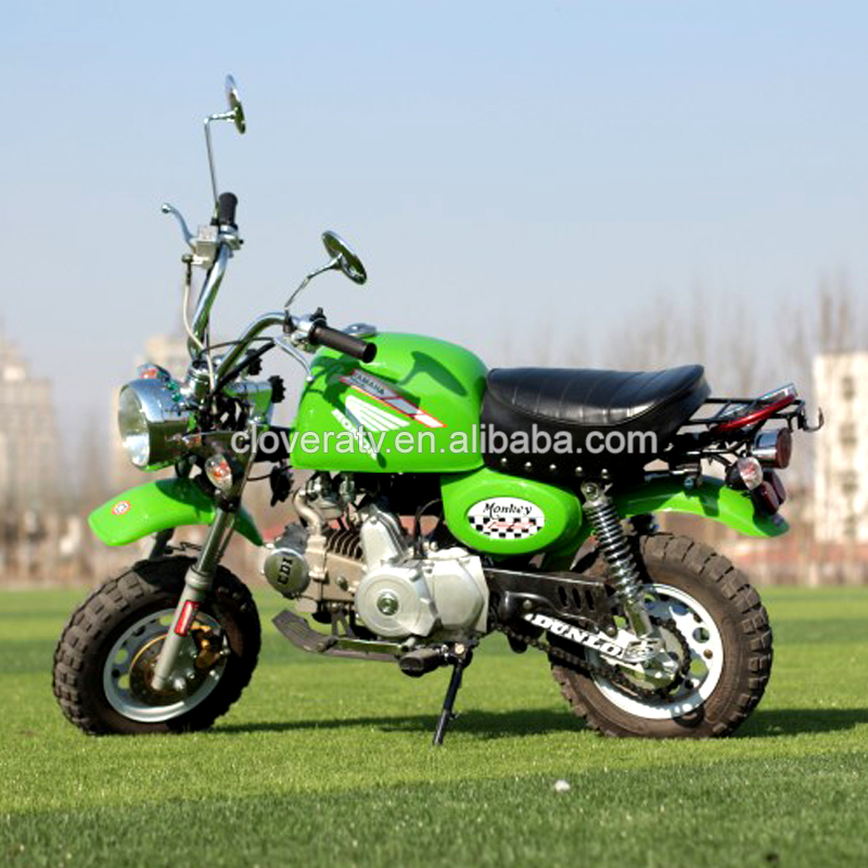 2016 Fashion Monkey Bike Dirt Bike 125CC with 8 inch Wheel