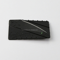 Multi tool Survival Pocket Mini Credit Card Folding Knife