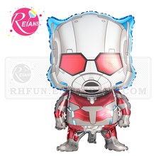 Lucky Super hero Ant Man guangzhou balloon globos