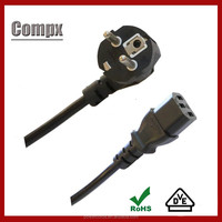 European standard ac power cord wholesale power cord