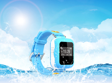 talking watch for blind kids smart watch gps tracker with GPS WIFI LBS location dual talk protect kids free APP