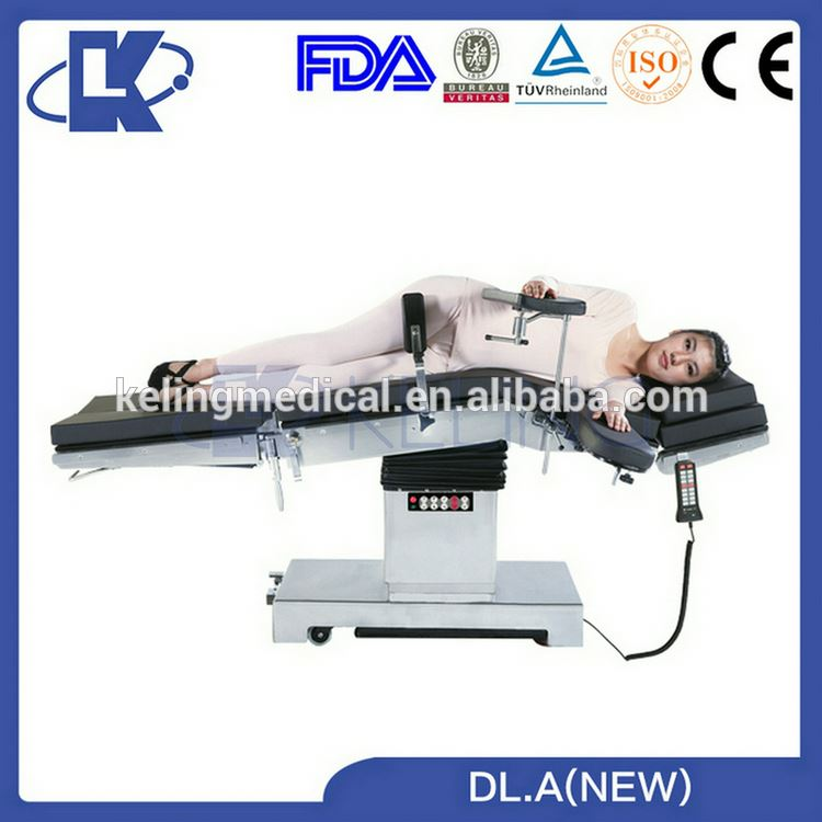 portable medical gynecological surgery operation table with CE&ISO