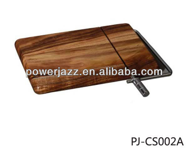 Acacia Wood Cheese Cutting Board