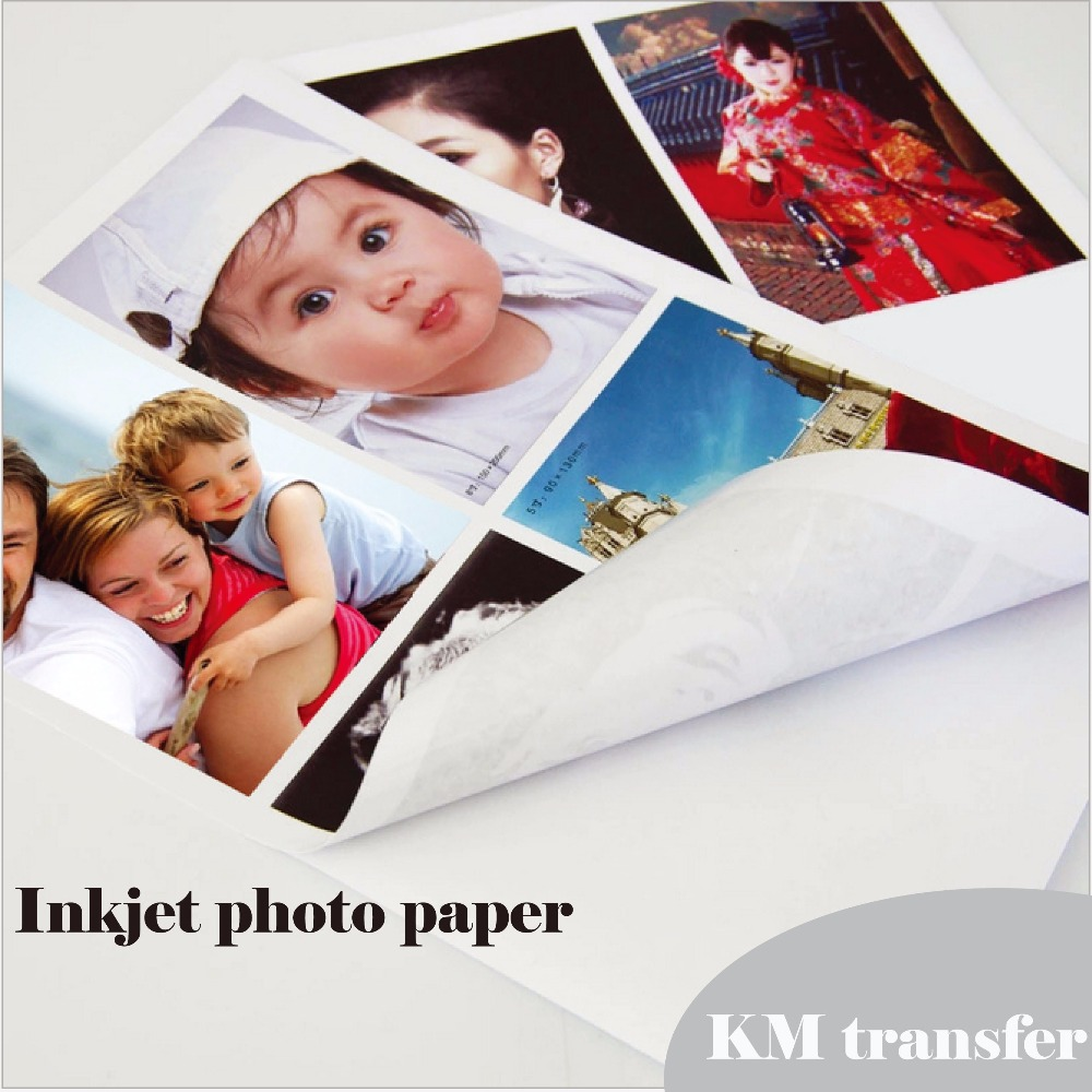 Professional inkjet glossy/matte cast coated/RC inkjet photo paper