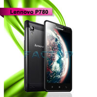 5.0'' large screen mobile phone p780 lenovo android4.2 quad core mtk6589 battery 4000mAh