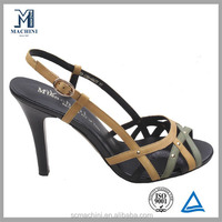 Fashion girls design latest ladies fancy footwear