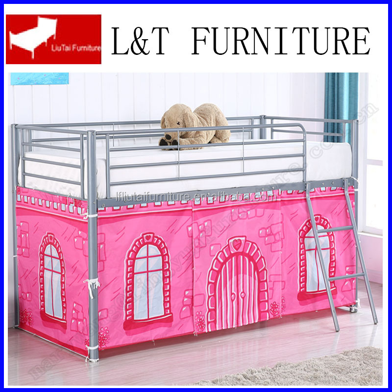 cartoon child metal bed