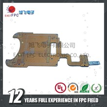 Low Cost Flexible PCB Sample With Stiffener