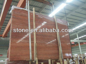 Red Travertine Slabs Red Travertine Tiles