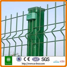 High Quality Cheap Powder Coated Welded metal wire mesh fence fasteners