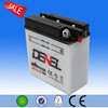 6v 11ah lead acid dry charged high power motor-cycle battery factory with best price