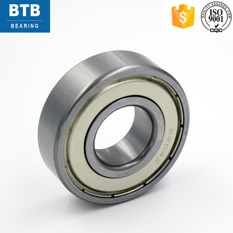 Less Heat Bearing 6202 Groove With China Factory Price